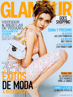 GLAMOUR SPAIN Nº 114. Abril 2012 Domingo Ayala Handmade