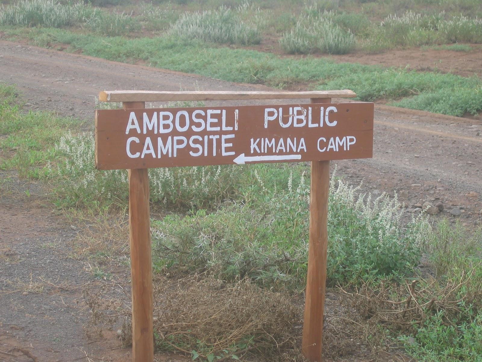 Amboseli National Park Facts Amboseli National Park
