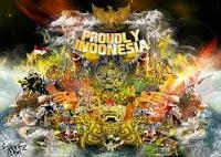 indonesia kembali raih penghargaan di parade bunga