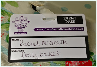 Cake and Bake Show Pass