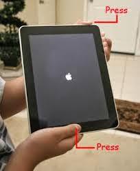 Cara Mengatasi iPad iPhone Yang Tiba Tiba Mati Mendadak [ Hard Reset ]