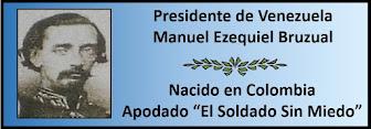 Fotos del Presidente Manuel Ezequiel Bruzual