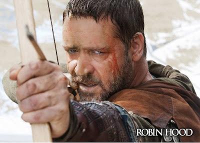 Russell Crowe in Robin Hood Wallpapers