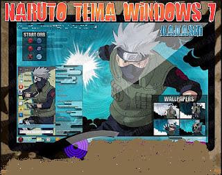 Hatake Kakashi Windows 7