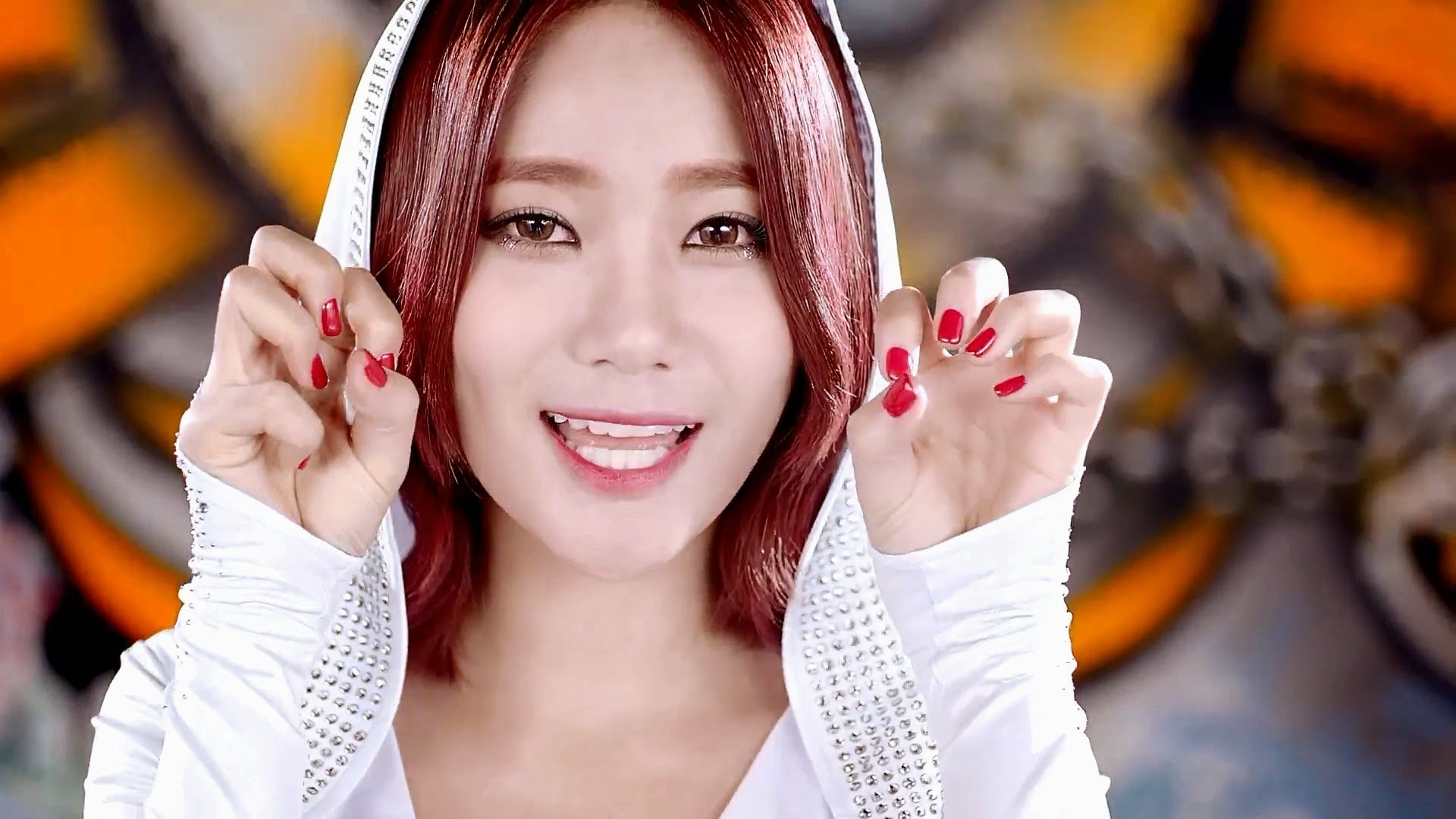 Yuna AoA  Like A Cat
