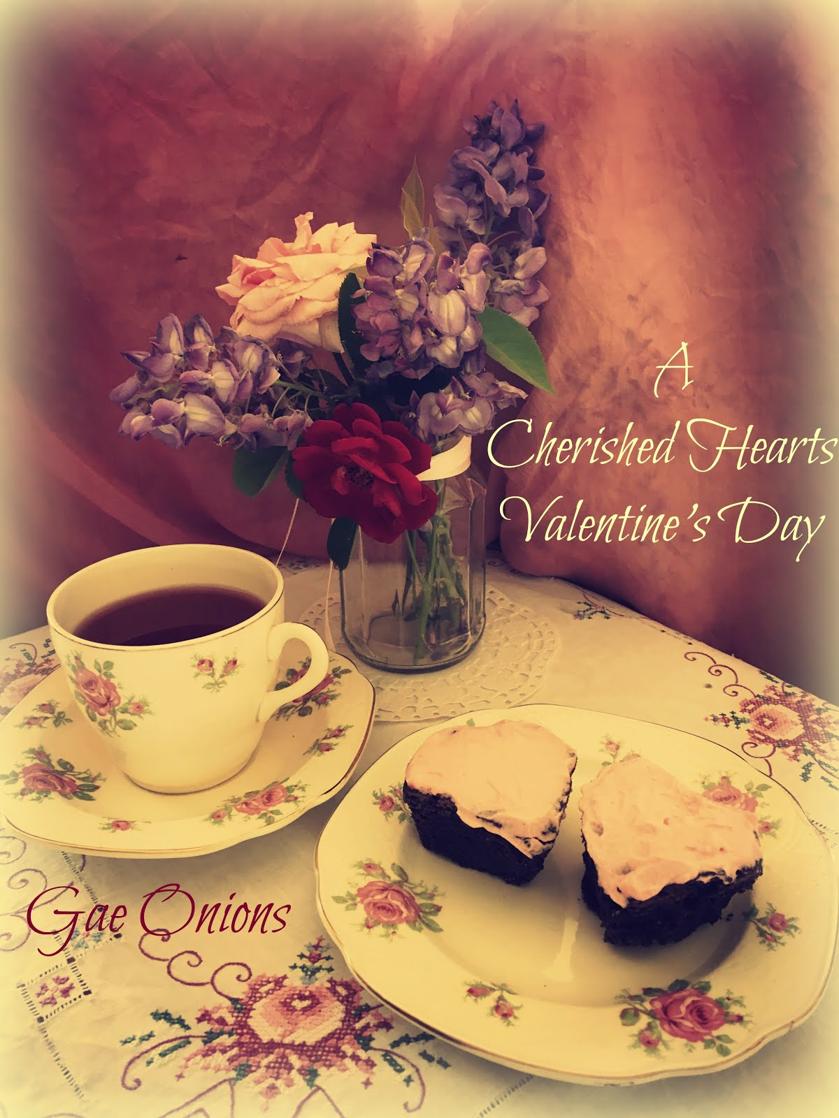 My Valentine's Day e-book!