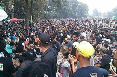 Himpunan Black505 Padang Merbok 22 Jun 2013