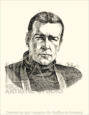 Ernest Shackleton portrait