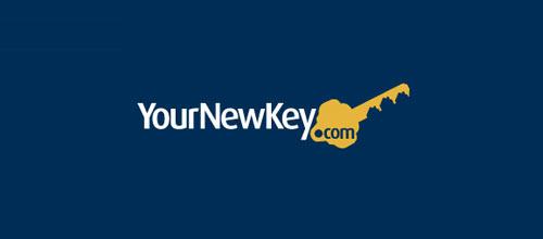 YourNewKey logo