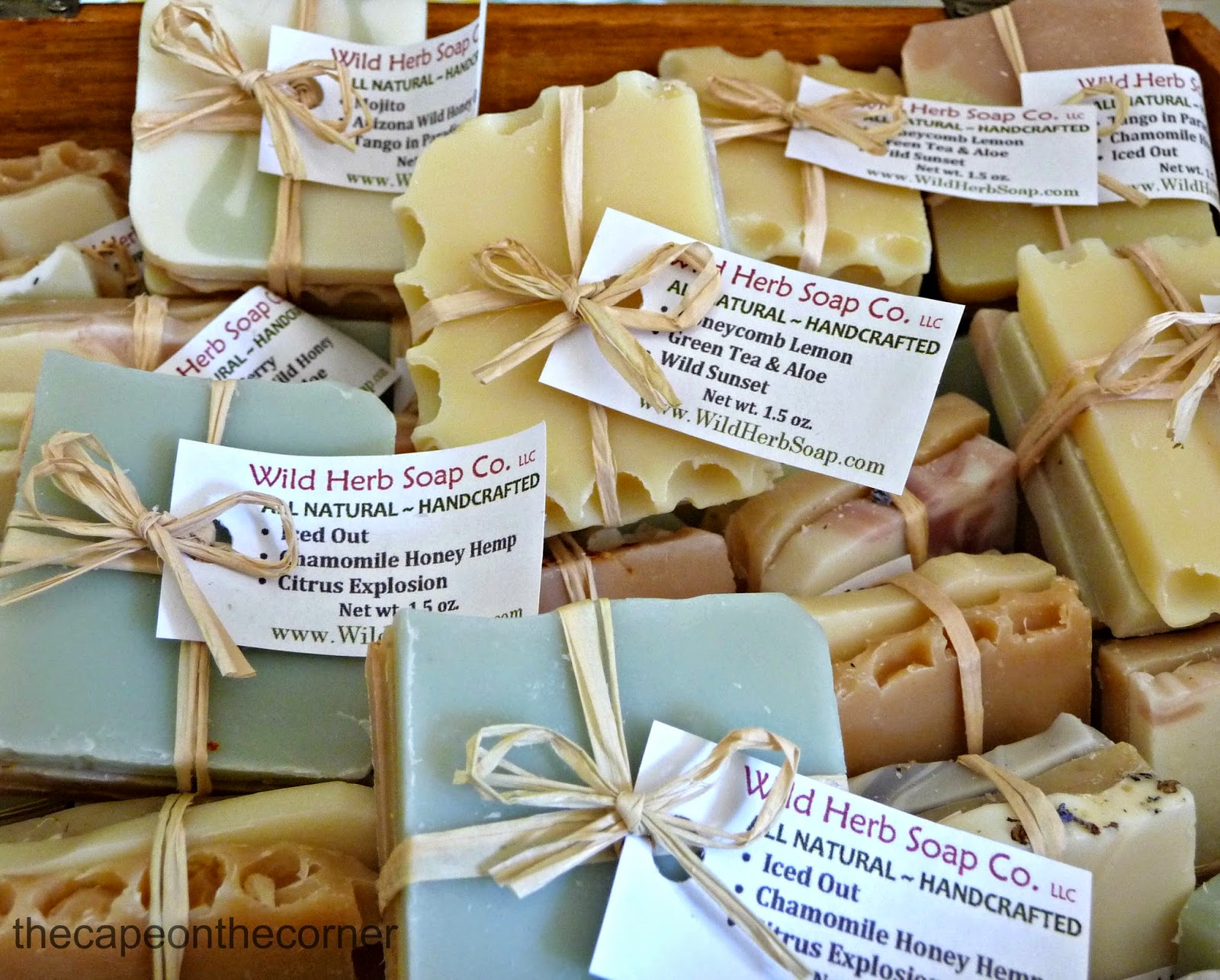 wild herb soap co.