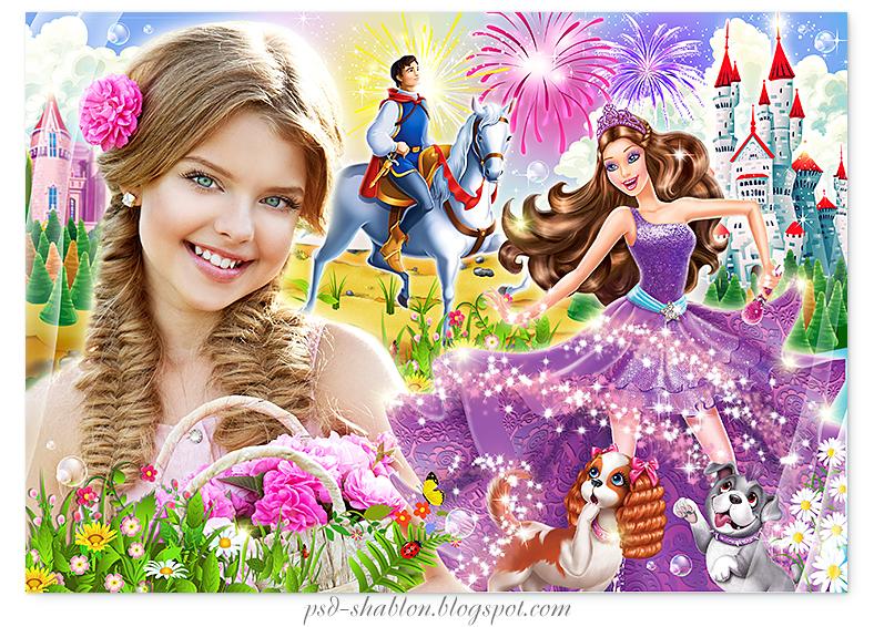 Шаблоны девочек для открыток 564