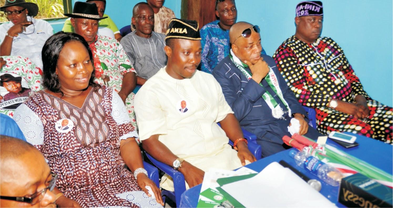 Esit Eket/Ibeno State Constituency: Usoro Akpanusoh stands tall