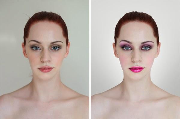 Photoshop Makeup Tutorial