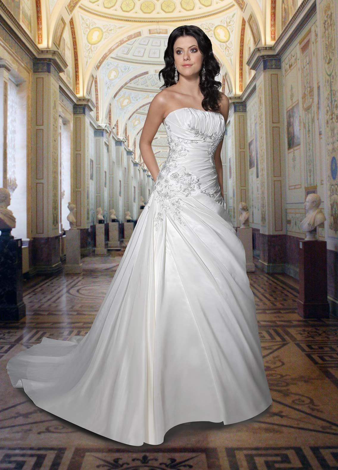 Wedding Litoon: Wedding Dresses
