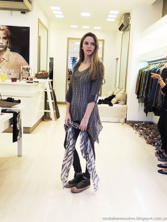 Mariana Campomar invierno 2013 ropa