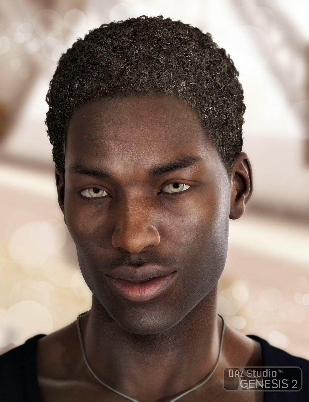 Omri cheveux pour Genesis 2 Homme