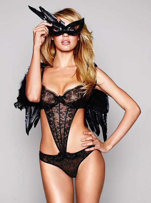 Candice swanepoel victoria secret halloween costume