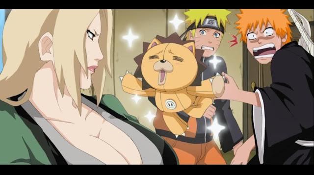 Naruto dan Bleach