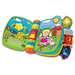 VTECH Animal Friends Nursery Rhymes Book RM89.90