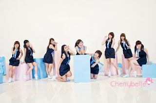 Profil Lengkap Personil Cherry Belle 2014
