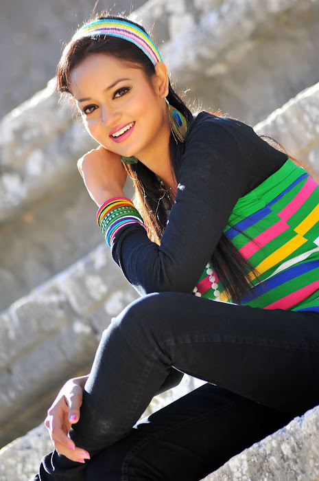 shanvi new in lovely photo gallery