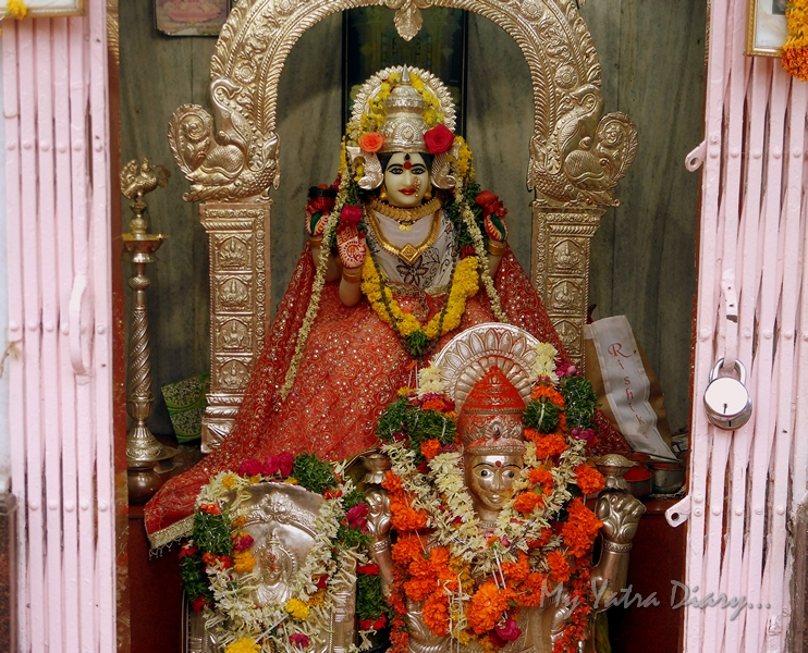 Bhagyalaxmi Mata Temple, Hyderabad, India