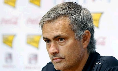 Mourinho at press conference after the defeat agaisnt Sevilla