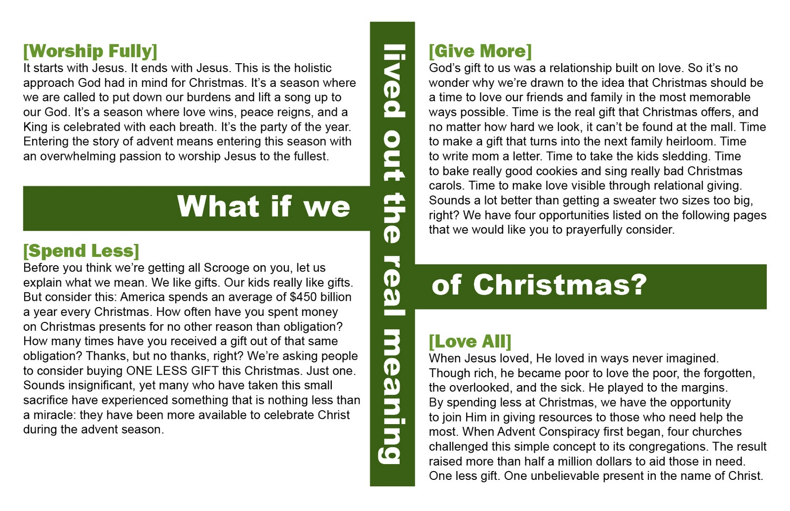 christmas valley christian personals Verde valley christian church exists to help each of us take steps from wherever we are to where god wants us to be about us about us kids students .
