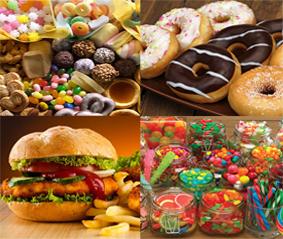 makanan penyebab kenaikan berat badan