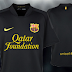FC Barcelona Nike Jersey 2011-2012 Away Kit