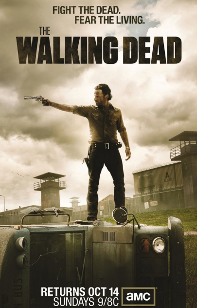 "The Walking Dead 3x06 ""Hounded"" V.O.S.E.Lat HDTV"