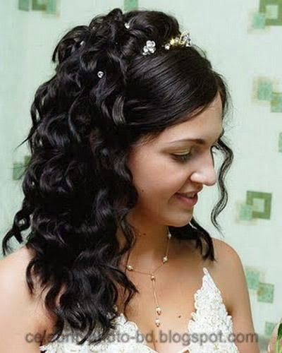Pakistani+Wedding+Hairstyles+For+Bride+Girls+Photos+2014011