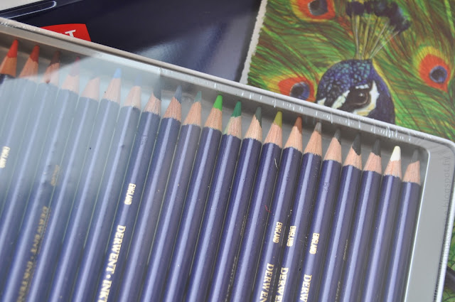 чернильные карандаши Derwent
