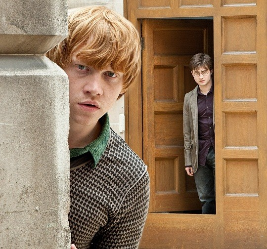 Rupert Grint High Quality Photo