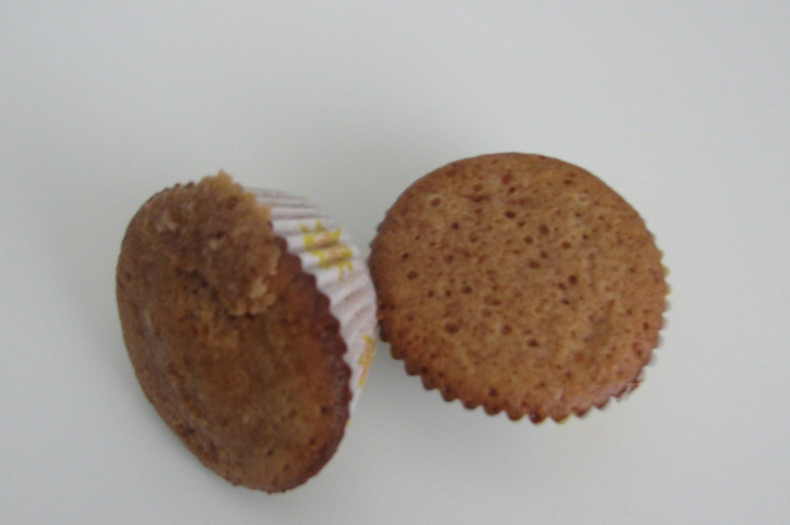 Nutella Cupcakes Using Cake Mix