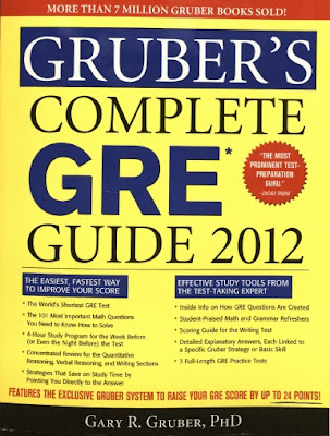 Complete GRE's Guide 2012, Pdf ebook