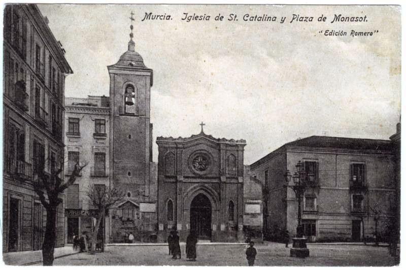 Plaza Santa Catalina de Murcia
