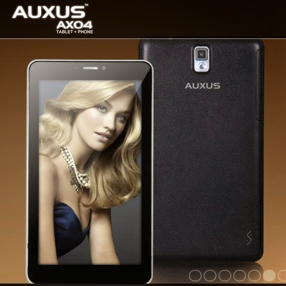 iBerry Auxus AX04 Tablet + Phone