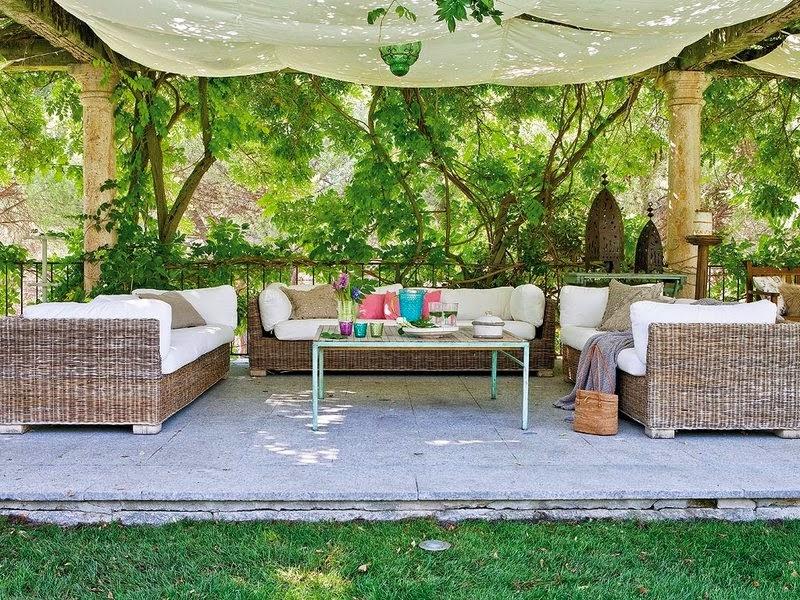 El rinc n de las l mparas jardines ex ticos for Casa y jardin revista de decoracion