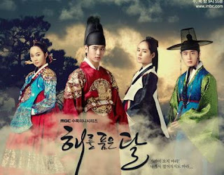 Full Sinopsis The Moon Embraces The Sun eps 1-20