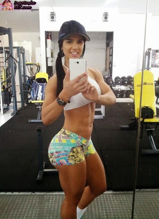 A Musa do Fitness Eva Andressa - Foto 38