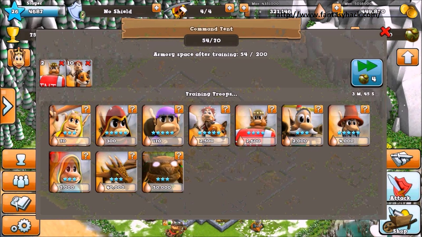 Games Like Hugo Troll Wars for Android – Games Like