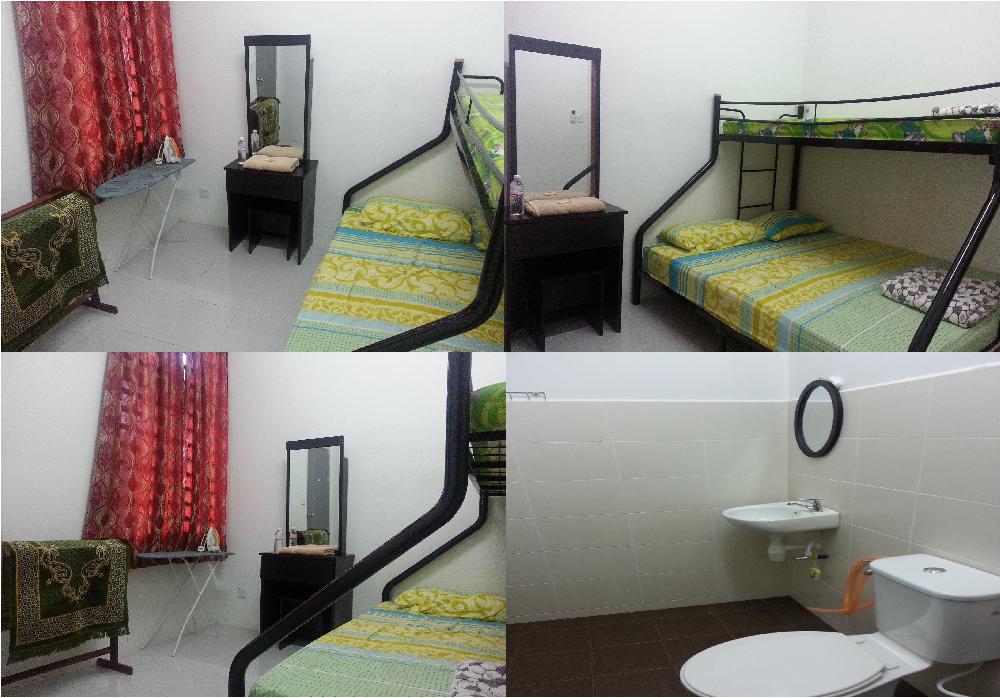 Naaz Homestay Sg Petani Kedah 017 3805751 Naaz Homestay