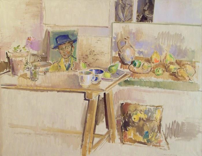 Ramon gaya yo estoy dentro de la pintura - Pintura instinto ...