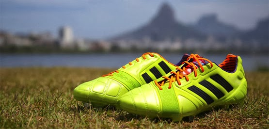 chuteiras samba Adidas Nitrocharge