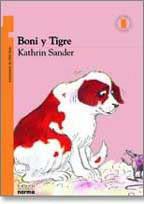 BONI Y TIGRE--KATHRIN SANDER