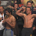 Pacquiao vs Marquez Weigh In Result and Pictures