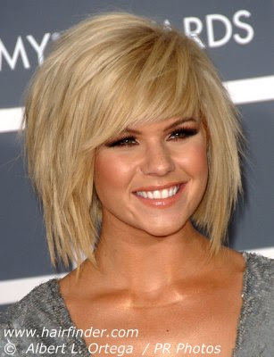 Short Hair Styles: Choppy Hairstyles