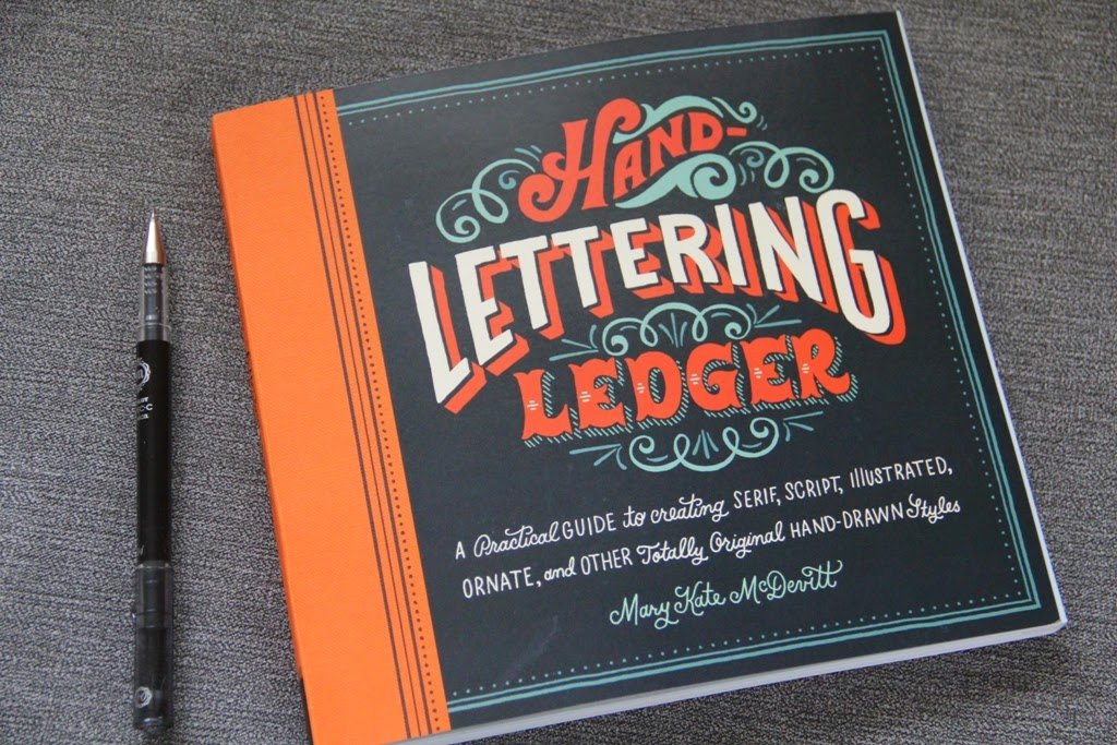 mary kate is obviously an expert in this field and the book is an educational and fun look inside the world of hand lettering she goes over the basics