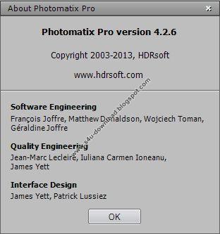 HDRsoft Photomatix 4.2.6 (x86/x64)